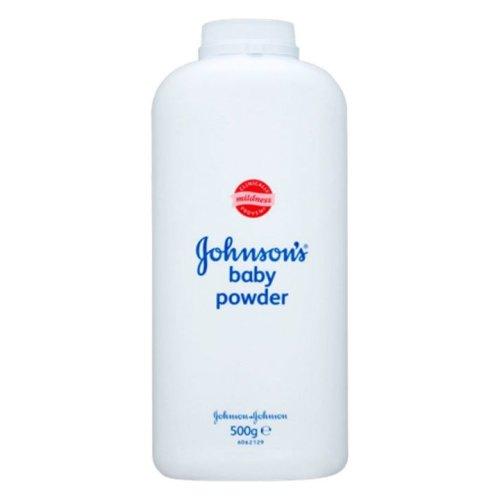 Johnson & Johnson Baby Powder 500g