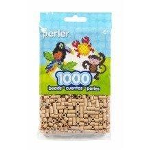 Prl19035 - Perler Beads - 1000 Pc Pack - Tan