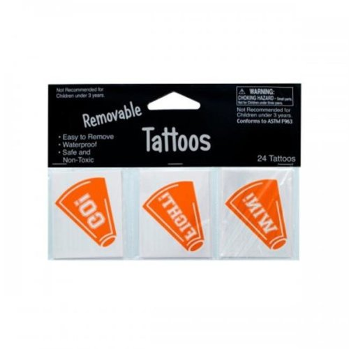 Bulk Buys Kk927 24Pk Org Tattoos 040282 Pack Of 24