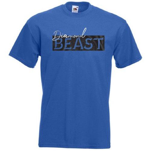 Mr Beast Diamond Beast Adult T-shirt