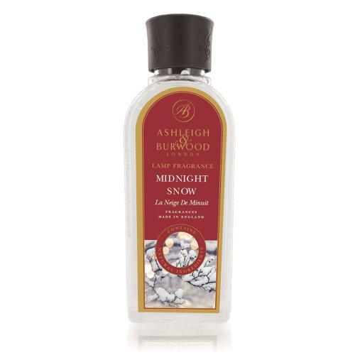 Ashleigh & Burwood 500 ml Premium Fragrance for Catalytic Diffusion Lamp Midnight Snow