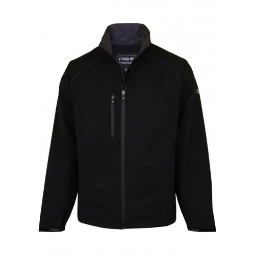 ProQuip Tourflex 360 Elite Golf Jacket Black Grey Small