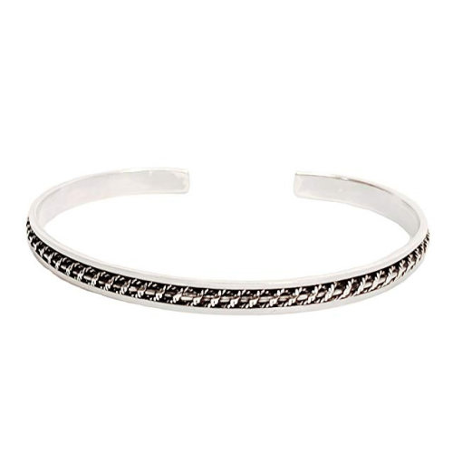 432b9c05e96 FAB Womens Girls 925 Sterling Silver Bracelet on OnBuy