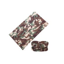 Cool Breathable Multifunctional Outdoor Sun-proof Mask Cuff Kerchief