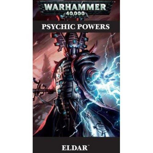 Games Workshop - Warhammer 40,000 - Psychic Powers Eldar