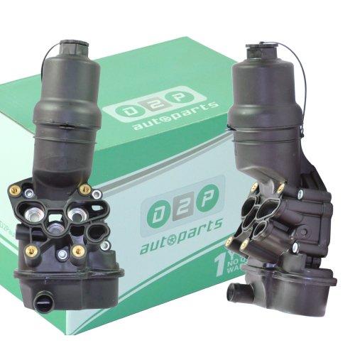 OIL FILTER HOUSING, FILTER CAP & GASKET FOR VW AUDI SEAT 2.0 TFSI 06F115397H