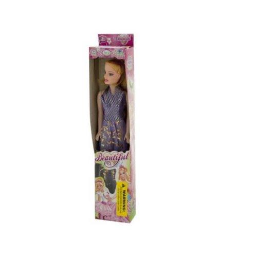 Kole Imports KK415-64 Glamorous Fashion Doll - Pack of 64