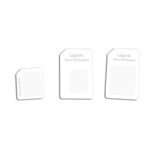 Logilink AA0047, Adapter for SIM cards