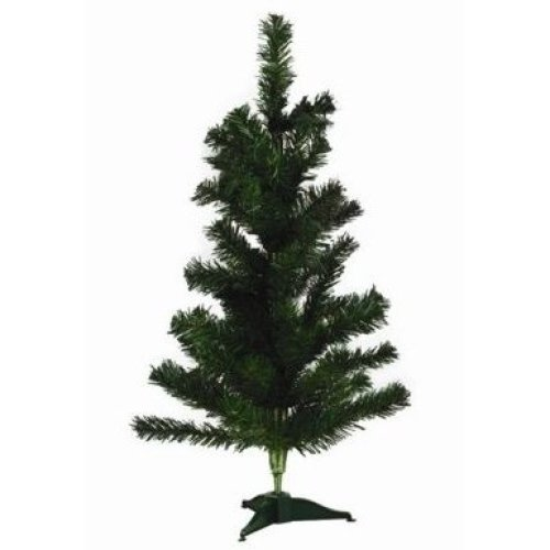 Artificial LED Mini Christmas Tree - 60cm, Green