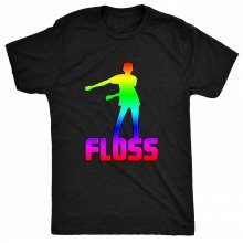 8TN Floss Dance Mens T Shirt