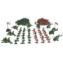 Toy Soldiers Toy Gifts/Cars/Trucks/Toy Guns/Toy Aircraft/Corps Models-200PCS