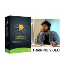 Nuance PaperPort 14.0 Training Video US English Brown Bag