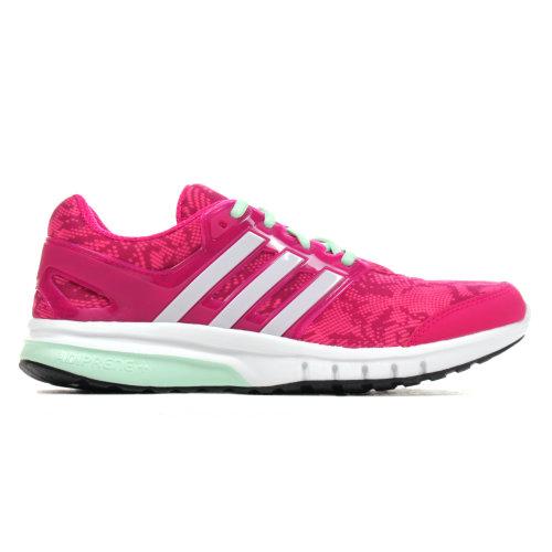 adidas Galaxy Elite 2 Womens Running Trainer Shoe Pink
