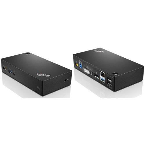 Lenovo 40A70045IT USB 3.0 (3.1 Gen 1) Type-B Black
