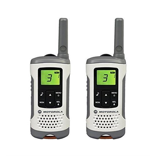 Motorola TLKR-T50 2 Way Radio with Charger (Pack of 2)