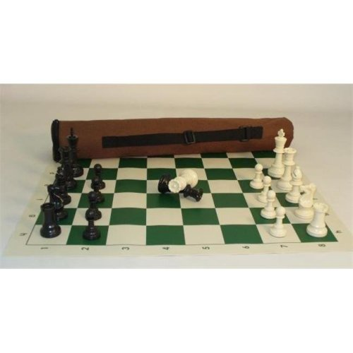 Tournament Chess Kit Vinyl Mat