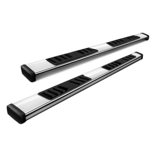 Spec D Tuning SSB3-RNG16S2-WB 3 in. Regular Cab Side Step Bar for 2016-Up Jeep Renegade, Chrome