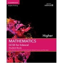 Gcse Mathematics for Edexcel Higher Student Book