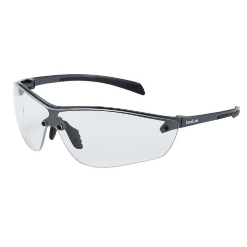 Bolle SILIUM+ SILPPSI Safety Glasses Spectacles Clear Lens