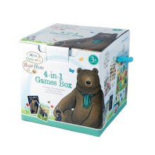 "Paul Lamond 6705 ""We're Going On A Bear Hunt"" 4-in-1 Cube Game"