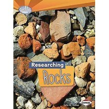 Researching Rocks  by Sally M Walker