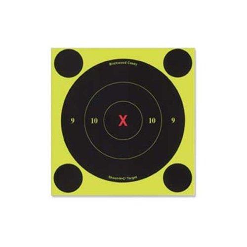 Birchwood Casey 34560 B8-60 Shoot-N-C Target 6 in. Rnd 60Pk
