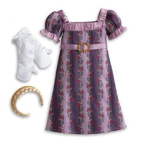 American Girl Caroline Carolines Holiday Gown