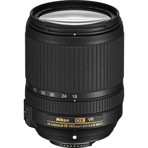 NIKON AF-S 18-140MM F3.5-5.6G ED VR DX (White Box)