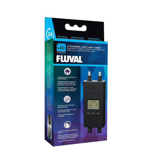 Fluval Digital LED Dual Lamp Timer