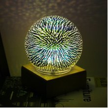 Magic USB Sphere Lightning Lamp Light