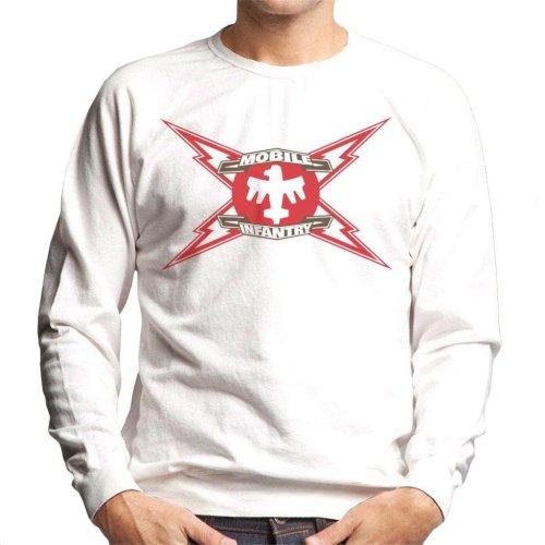 Mobile Infantry Starship Troopers Men's Sweatshirt