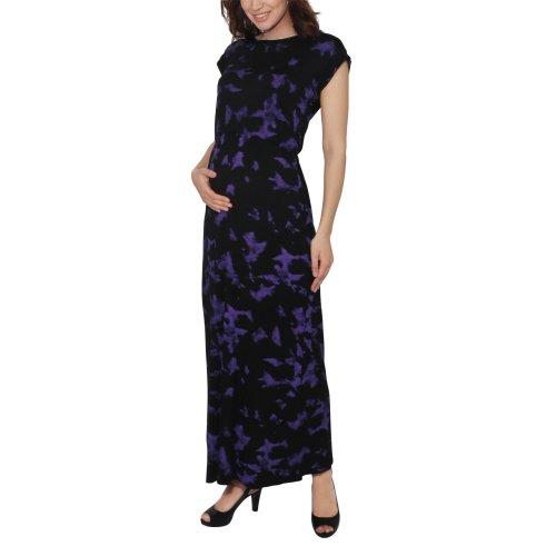 Tie Dye Jersey Maxi Dress