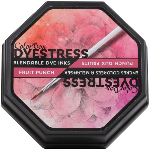 Colorbox Dye-Stress Inkpad-Fruit Punch