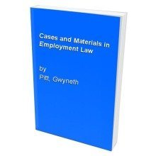 Cases and Materials in Employment Law