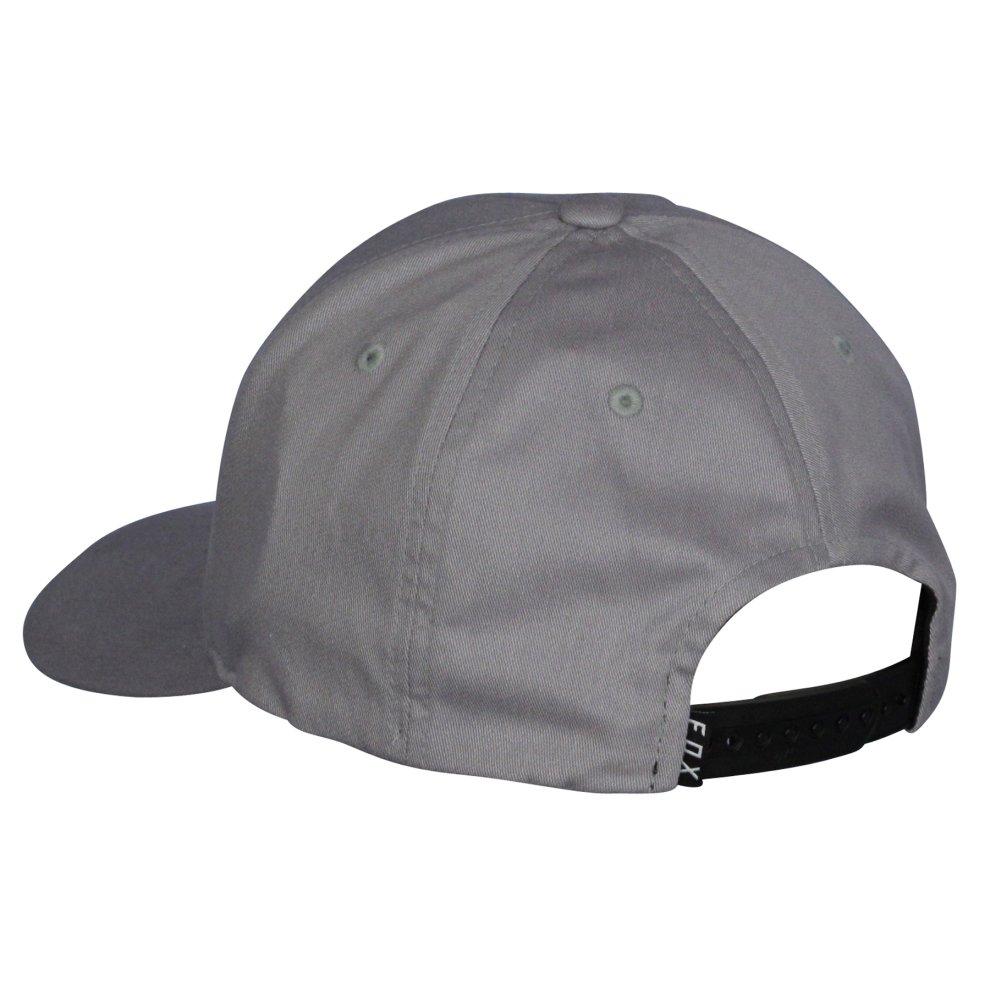 896d5704 ... Fox Head Curve 110 Flexfit Snapback Cap ~ Heads Up grey - 1. >