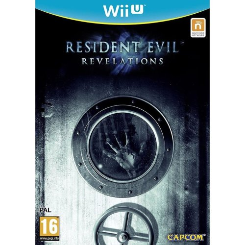Resident Evil Revelations Wii U Video Game
