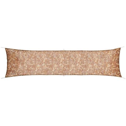 vidaXL Camouflage Netting with Storage Bag 1.5x7 m