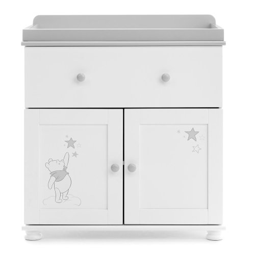 Obaby Winnie The Pooh Changing Unit - Dreams & Wishes