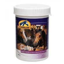CAVALOR CALM 800gr  stress nerve calming supplement for horse pony