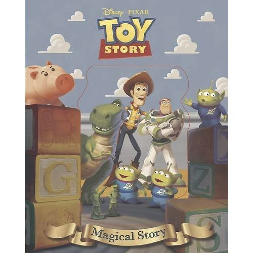 Disney Toy Story Magical story with Lenticular Front Cover (Disney Magical Story)