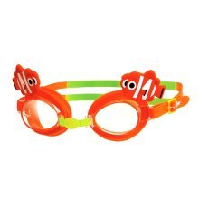 Zoggs Kid's Finding Dory Adjustable Nemo Character Goggles - Kids Swimming 06 -  zoggs finding dory kids goggles nemo swimming adjustable character 06
