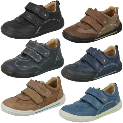 Boys Startrite Casual Shoes Flexy Soft Air - F Fit