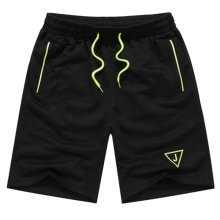 Fashion Pants Loose Beach Shorts Men Casual Boardshorts 3XL Yellow
