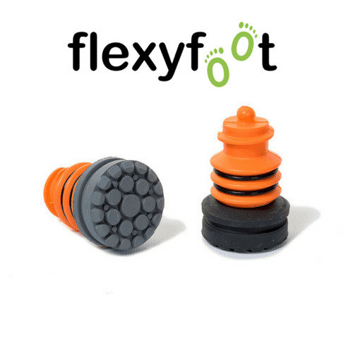 Replacement Foot Tip for Flexyfoot Ferrule (Grey or Black)