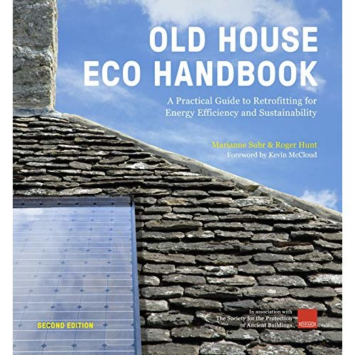 Old House Eco Handbook: Second Edition
