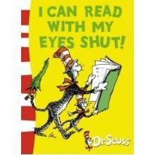Dr. Seuss - Green Back Book: I Can Read with My Eyes Shut: Green Back Book