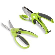 Tower T80444 Health Set of 2 Easy Cutter Scissors