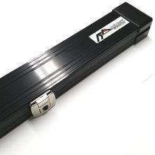 Cue Craft Superior Aluminium 1 Piece Pool or Snooker Cue Case - Black