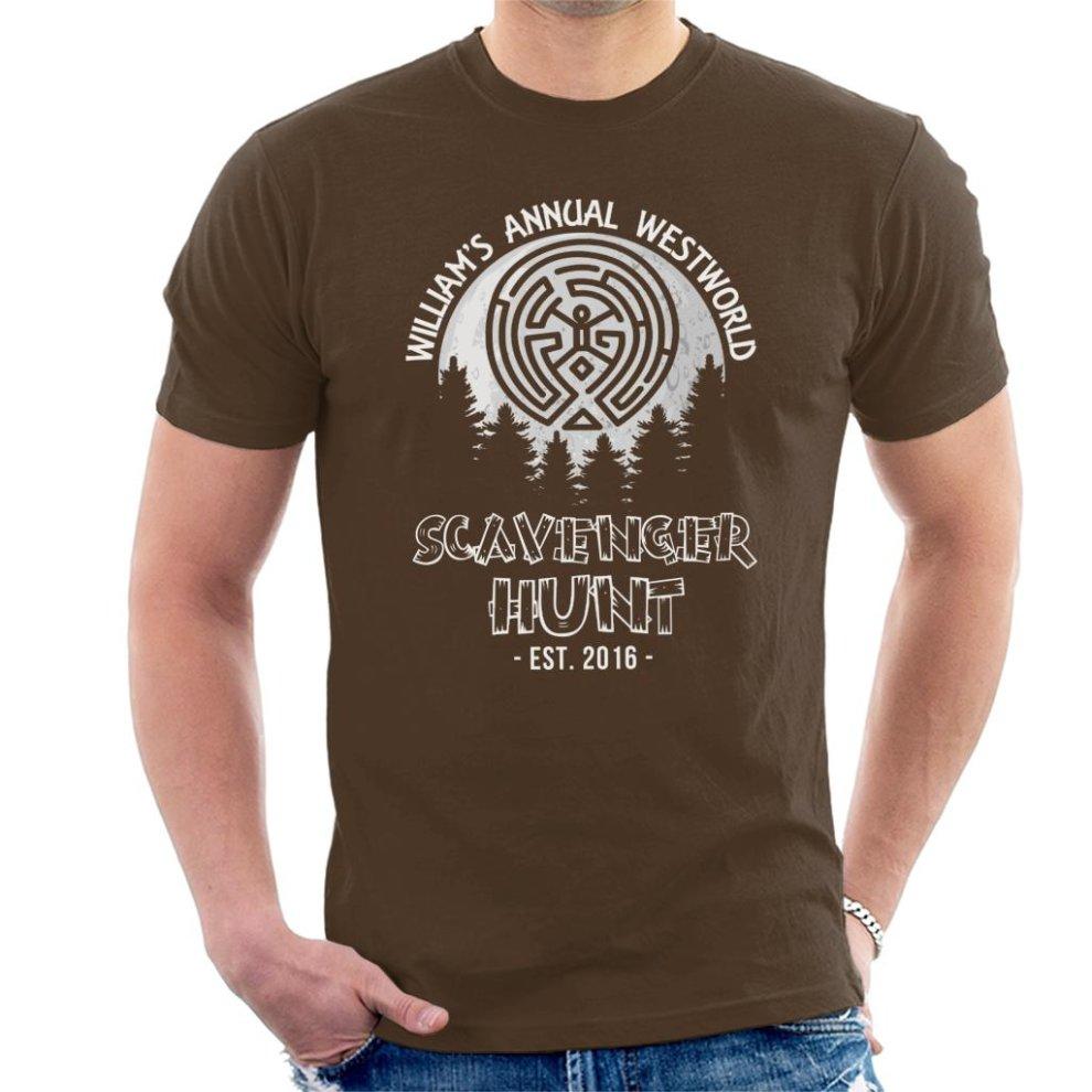 7e1b700a Williams Annual Scavenger Hunt Westworld Men's T-Shirt on OnBuy