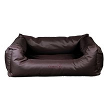 Trixie Samoa Sky Dog Bed, 120 x 105 Cm, Brown - Bed Various Sizes New -  trixie dog bed samoa sky brown various sizes new